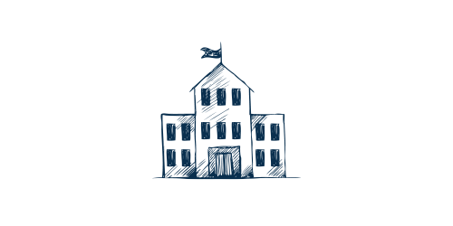 Icon of a school