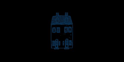 Icon of a condo building