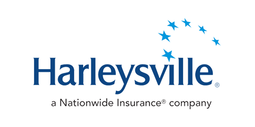 Logo for Harleysville Nationwide Insurance company