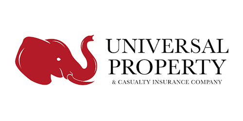 Logo for Universal Property & Casualty Insurance Company