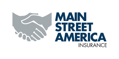 Logo for Main Street America Insurance